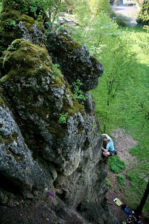 Klettern Leupoldstein IMG_7009